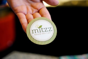 Not only was Mitzz a childhood nickname of company founder Tonya Moran, it was available as a web domain name. (Mark Sandlin / Alabama NewsCenter)