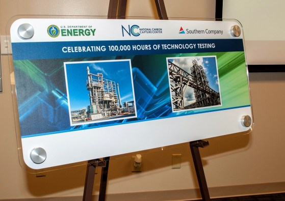 The 100,000-hour milestone represents a significant achievement by the internationally known testing center. (Billy Brown)