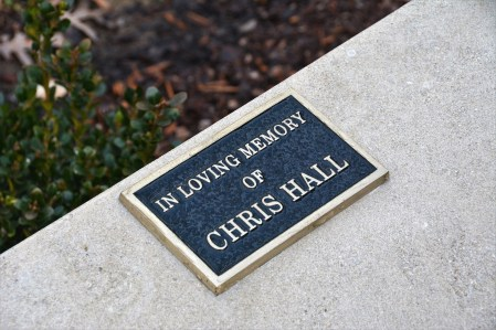 Chris Hall lived more than 10 years with quadriplegia after his devastating accident in 2005. (Karim Shamsi-Basha / Alabama NewsCenter)