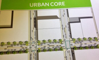 Materials created for the B Active plan include details on a proposed walking and bicycling network that encompasses metro Birmingham's urban, suburban and regional areas. (contributed)