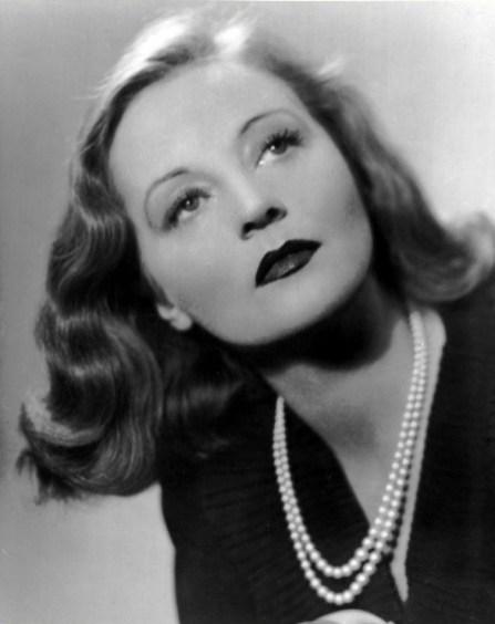 Portrait of Tallulah Bankhead, c. 1941. (Talbot, Wikipedia)