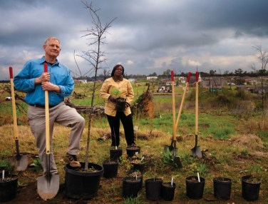 A number of Arbor Day events are planned, including in Mobile. (file)