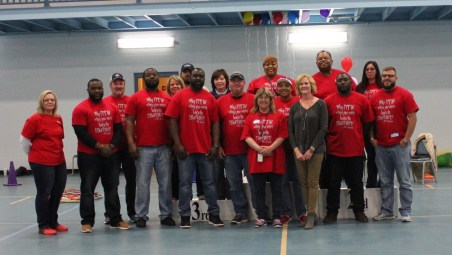 The sixth annual Eufaula Area Special Olympics was a rewarding event for the volunteers and sponsors as well as the students who participated. (Janet Hovey/Alabama NewsCenter)
