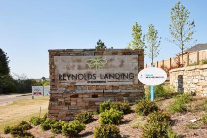 Alabama Power's Smart Neighborhood at Reynolds Landing is a community built for energy efficiency using microgrid technology. (Laurey Glenn)