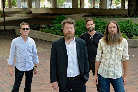 Heath Green and the Makeshifters released their first album last year. (contributed)