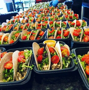 Fit Five serves up fresh 500-calorie meals from 11 locations. (Brittany Faush/Alabama NewsCenter)