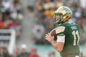 Quarterback A.J. Erdely is back for another season leading the UAB offense. (Zach Bland/UAB Athletics)