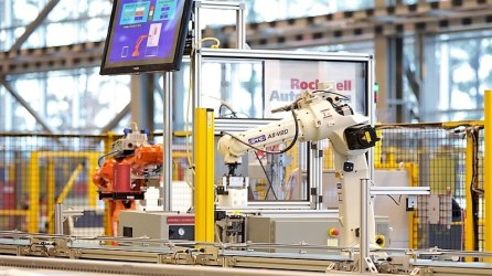 Those hired for the Mazda Toyota production team will train at the Alabama Robotics Technology Park in Decatur. (contributed)