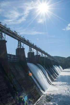 Bankhead Lock and Dam was built by the Army Corps of Engineers in 1915. (file)