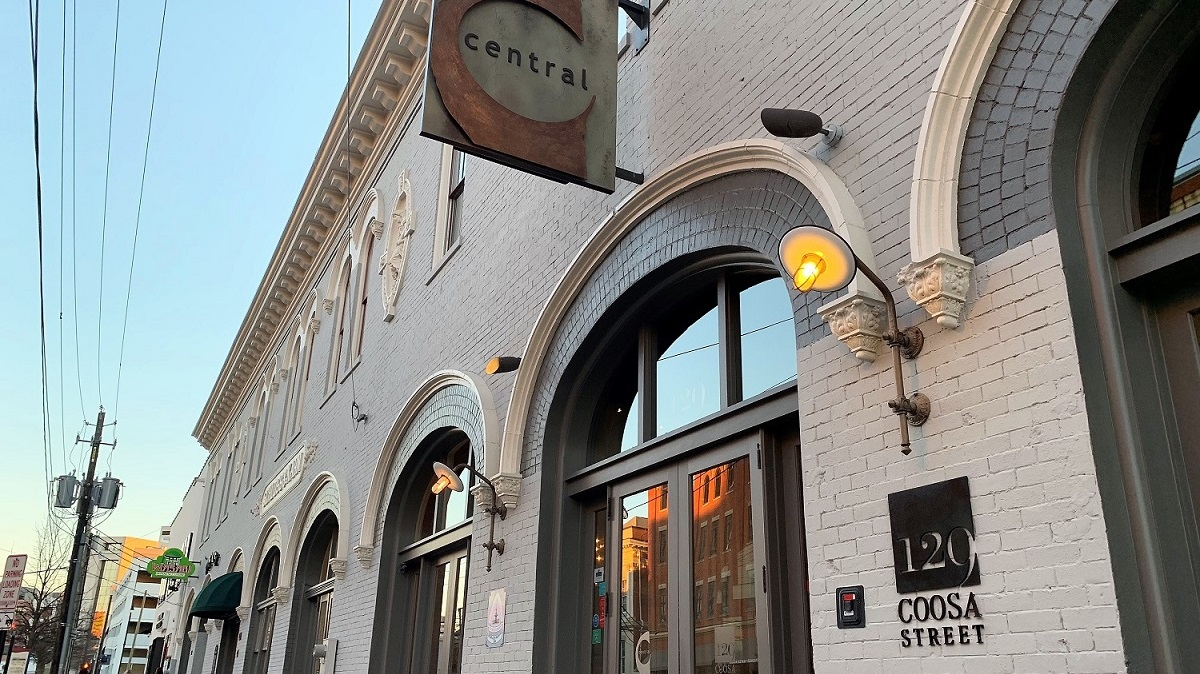 Central has become essential to Montgomery food scene