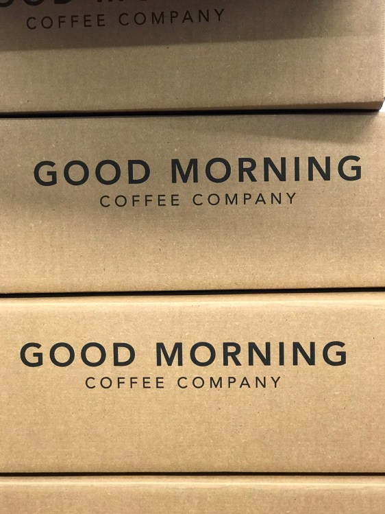 Good Morning Coffee went from a startup three years ago to an Alabama-made products sold in hundreds of stores in the Southeast. (Michael Tomberlin / Alabama NewsCenter)