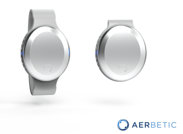 AerBetic's non-invasive blood sugar monitoring won praise and attention at last week's CES show in Las Vegas. (AerBetic)
