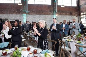 Alabama Power hosted the Power of Culture and Contribution luncheon at The Theodore in the Lakeview neighborhood in downtown Birmingham. (Christopher Jones / Alabama NewsCenter)
