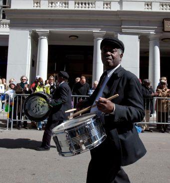 Mardi Gras, Mobile, 2010. (Library of Congress, Wikipedia)