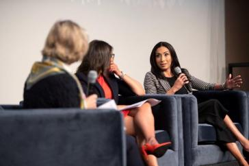 Alabama Power hosted a Women's History Month panel that focused on workforce development and business success. (Wynter Byrd / Alabama NewsCenter)