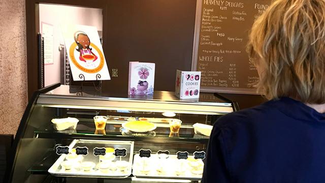 JaWanda's Sweet Potato Pies is an Alabama Maker delighting customers with classic desserts