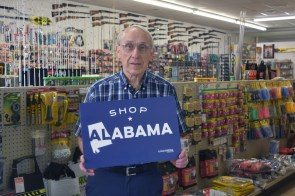 Raymond Young was teaching school when he opened Mary Carter Store in 1964, but the business grew and he soon had to choose one occupation or the other. (Melissa Johnson Warnke/Alabama Retail Association)