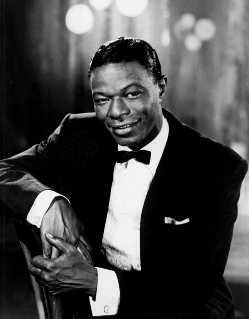 "Montgomery native Nathaniel Adams Coles (1919-1965), known to the world as Nat ""King"" Cole, was a legendary jazz and pop musician. He was the first African American to host his own television show and appeared in a number of films. (From Encyclopedia of Alabama, Alabama Music Hall of Fame)"