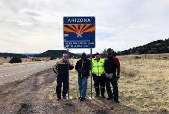 Entering Arizona (Danny Baker)