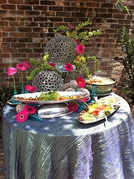 See tasteful place settings to reproduce at home. (Contribute)