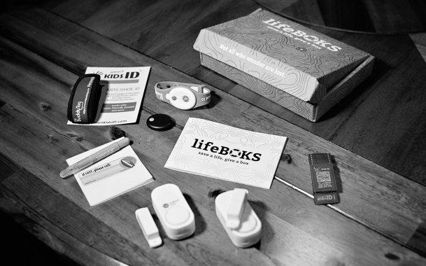 KultureCity's lifeBOKS has tools to help keep track of those with sensory needs. (KultureCity)