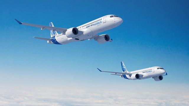 Airbus extends ex-Bombardier jet's range to challenge Boeing