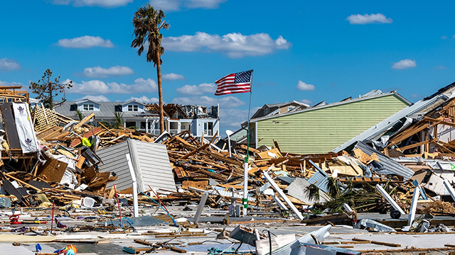 NOAA predicts near-normal 2019 Atlantic hurricane season