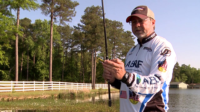 How vegetation can help you catch fish