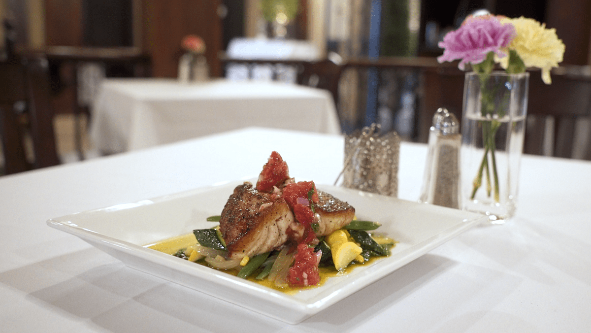 Sautéed grouper at The Rawls Restaurant makes list of 100 Dishes to Eat in Alabama Before You Die