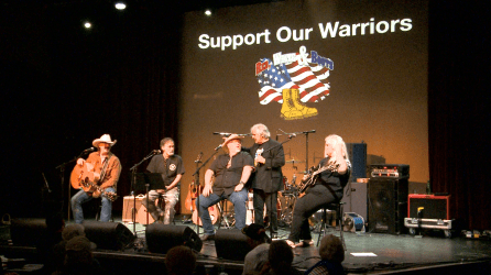 Songs of Hope at WorkPlay in Birmingham on Thursday, May 16, 2019. (Dennis Washington / Alabama NewsCenter)