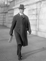 U.S. Rep. Richmond P. Hobson is seen in Washington, D.C., in 1914, a year in which he supported a prohibition amendment and ran unsuccessfully for a seat in the U.S. Senate against Oscar Underwood. (From Encyclopedia of Alabama, courtesy of the Library of Congress)