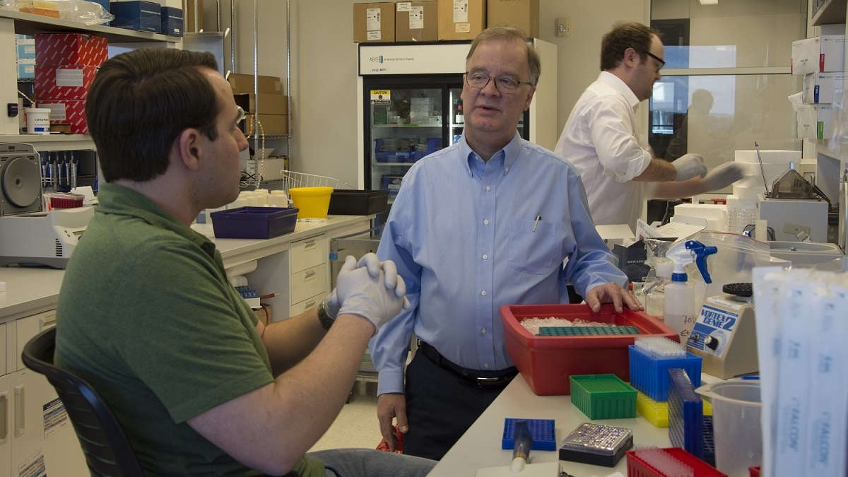 HudsonAlpha scientist gets grant to study on-off switch for gene implicated in Alzheimer's disease