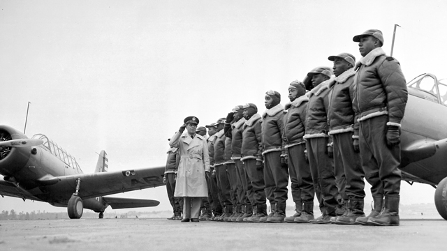 On this day in Alabama history: Tuskegee Airmen fought their first air battle