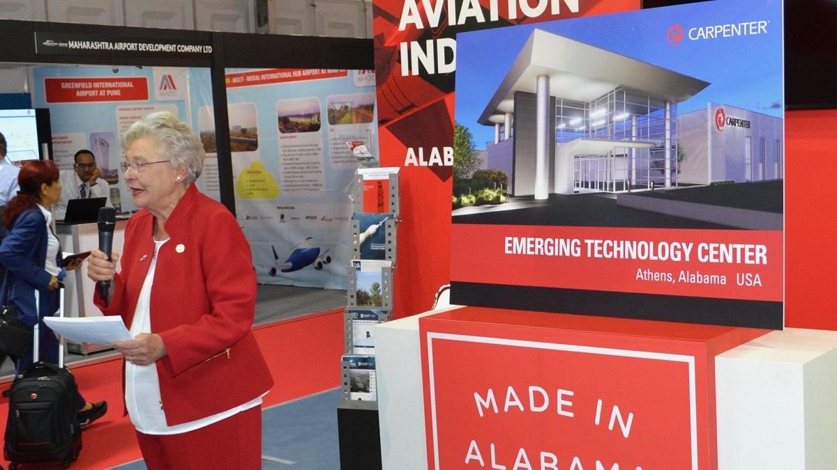 Gov. Ivey to lead Alabama team on European business mission