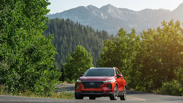 Alabama-built Santa Fe boosts May sales for Hyundai