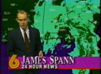 Photograph of meteorologist James Spann. (Image courtesy of James Spann, The Weather Factory, www.alabamawx.com)