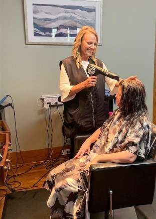 Libby Grimmett of Thairapy Salon and Spa is one of the business owners bringing new life to downtown Jasper. (Cierra Juett)