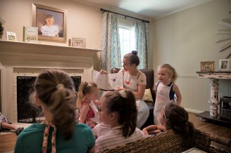 Itty Bitty Bakers offers cooking camps and classes for children in three different age groups. (Brittany Faush / Alabama NewsCenter)