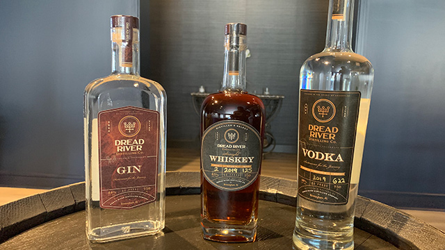 Dread River is an Alabama Maker distilling spirits in style