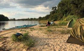 The Great Alabama 650 paddle race will take competitors through 650 miles of Alabama waterways, concluding in Mobile Bay at Fort Morgan. (contributed)