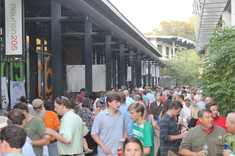 The 2018 Wild Game Cook-Off drew a crowd to the Birmingham Zoo. (contributed)