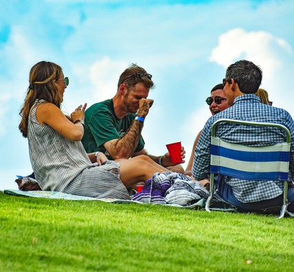 Seating at Vulcan AfterTunes is first-come, first-served and attendees are welcome to bring lawn chairs or blankets. (Contributed)