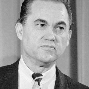 Portrait of George Wallace, 1968. (Wikipedia)