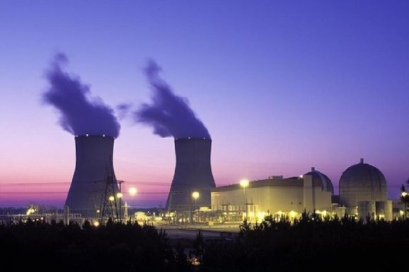 Alvin Ward Vogtle Nuclear Power Plant. (NRC, Wikipedia)