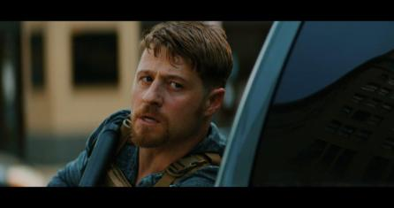 """Ben McKenzie plays Dean Keller, who is after the cop who killed his brother in """"Line of Duty,"""" a movie filmed in Birmingham. (contributed)"""