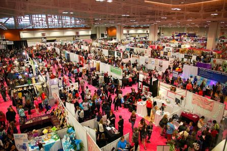 In more than 100,000 square feet of space at the BJCC, the Southern Women's Show offers something for everyone. (contributed)