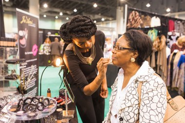 Be prepared to pamper yourself at the Southern Women's Show. (contributed)