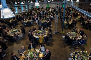 Alabama Business Hall of Fame guests gathered at Haven in downtown Birmingham. (ABHOF)