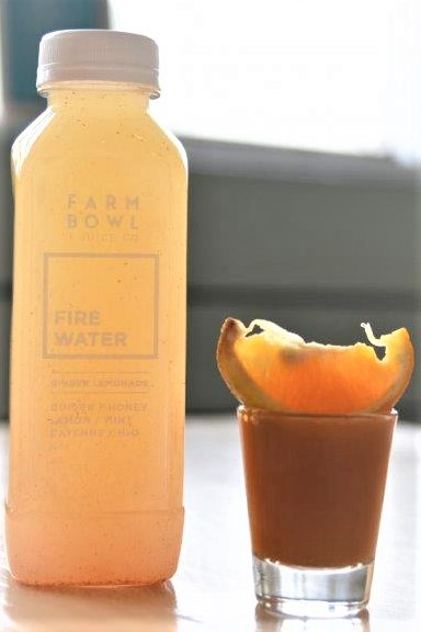 Farm Bowl + Juice Co. offers a wide range of shots, juices, bowls and smoothies to cover a variety of nutritional needs. (Brittany Dunn / Alabama NewsCenter)