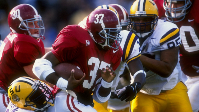 On this day in Alabama history: Tide downs LSU in dramatic comeback